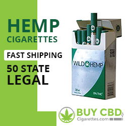 Wild Hemp Cigarettes