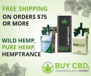 Buy CBD Cigarettes Online