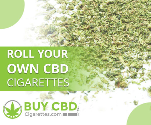 Roll your Own CBD Cigarettes