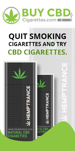 Quit smoking with CBD Cigarettes