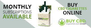 CBD Monthly Subscriptions