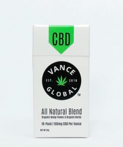 Vance Global CBD Cigarettes