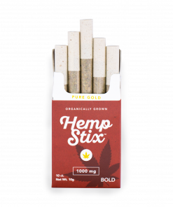 Gold Standard hemp stix BOLD