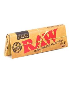 Raw rolling papers 1.25