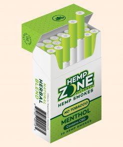 Hemp Zone cigarettes