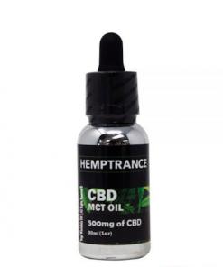 Hemptrance 500mg cbd oil