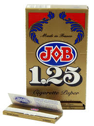 JOB 1.25 Gold Rolling Papers